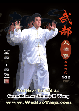 Wu (Hao) 24 Step Online Tai Chi Lesson
